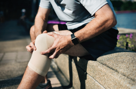 Arthroscopic knee surgery for arthritis