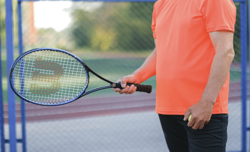 can you drive with tennis elbow